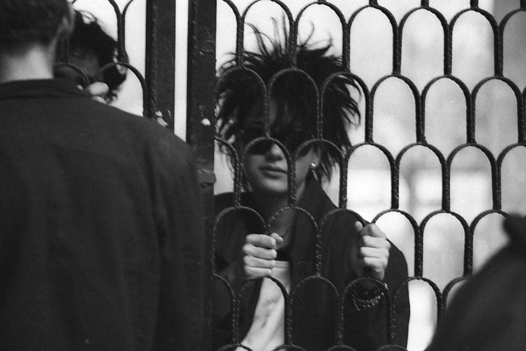 004. Преди това - забрани, ТВУ и затворени врати за всички _неформали_ Снимка Нели Недева-Воева