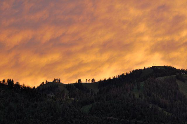 Залез над вр. Болди. Снимка: John Nefastis Лиценз: CC BY-NC-ND 2.0