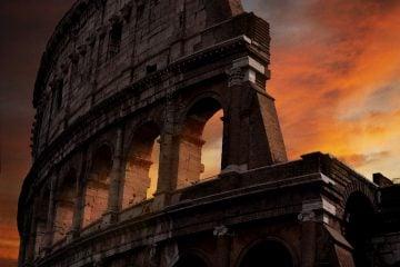 Колизеума в Рим Фото: Unsplash