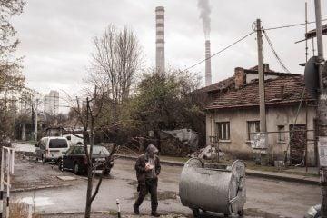 """Столичният квартал """"Красна поляна"""". Фото: Константин Мравов"""