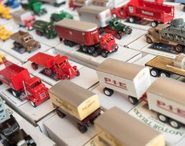 Детски камиончета Фото: Anthony @ Flickr