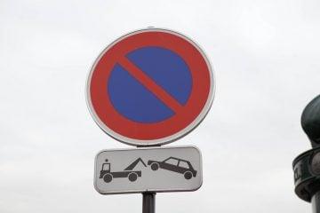 Знак за забранено паркиране; Фото: Flickr